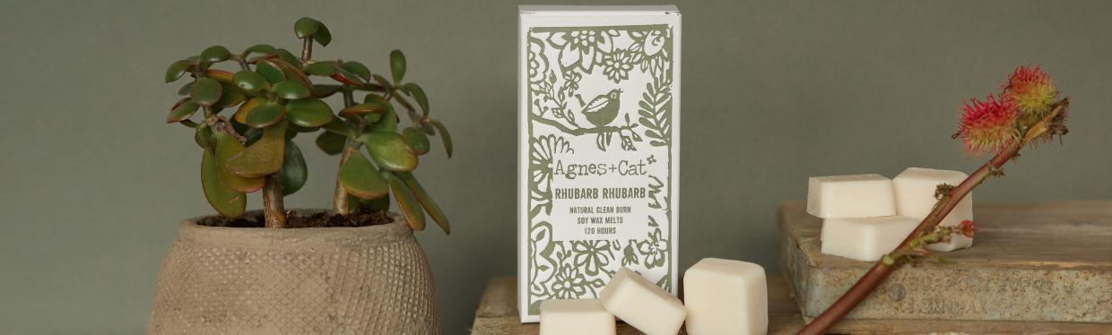 Natural Boxed Wax Melts - Agnes and Cat Wholesale