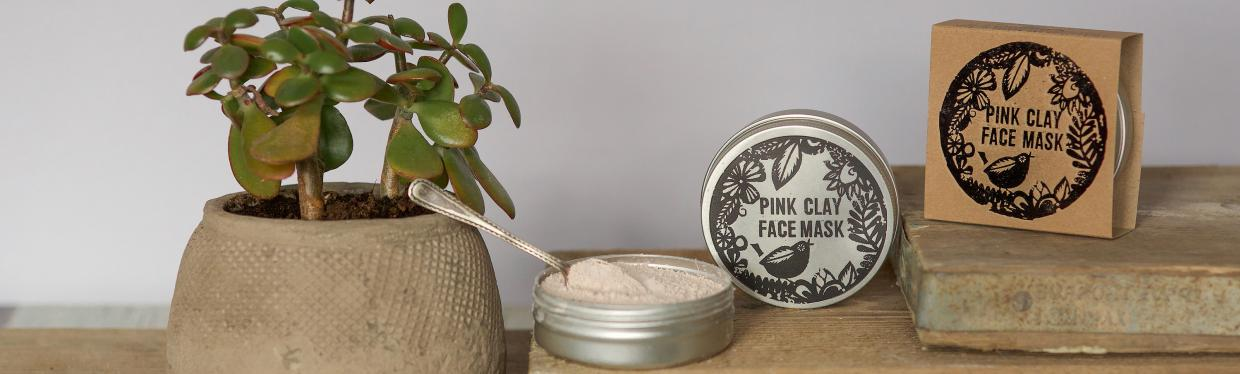 Earths' Face Masks - Agnes and Cat Wholesale
